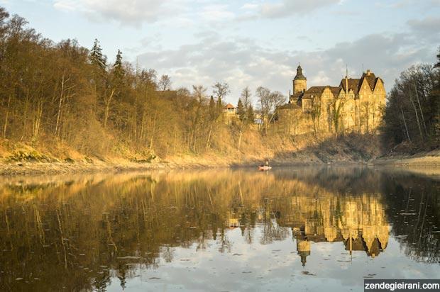 قلعه Czocha