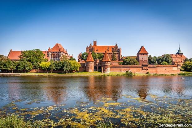 قلعه Malbork