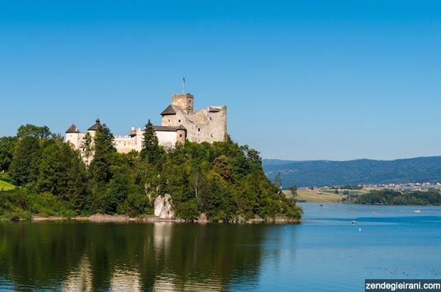 قلعه Niedzica